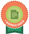 Course 3 Beginner Session 2: Google Docs